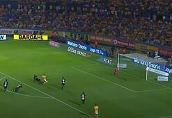 Enner Valencianın Necaxaya attığı şık gol...