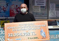 Muratlı'da 32 milyon liralık ikramiye isabet eden kuponun oynandığı bayi: Müşterilerimiz daha mutlu