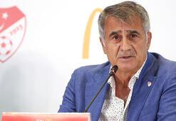 Şenol Güneşten Ferdi Kadıoğlu ve Sinan Gümüş açıklaması