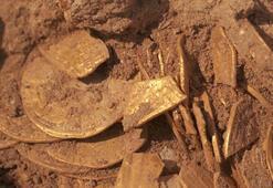 İnşaatta çalışanlar buldu Abbasilerden kalma yüzlerce adet saf altın...