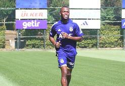 Fenerbahçede Enner Valencia ilk idmanına çıktı