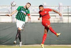 Yukatel Denizlispor - Gaziantep FK: 2-3