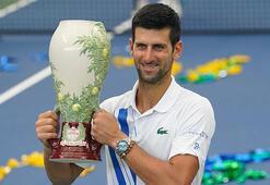 Novak Djokovic, Western & Southern Açıkta şampiyon oldu