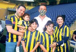 Ülker Stadı'nda Fenerbahçe'den bir ilk