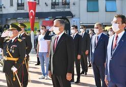 Taksim Meydanında 30 Ağustos Zafer Bayramı töreni