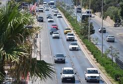 Kişi başına düşen araç sayısında Ege ve Akdenizdeki şehirler önde