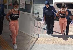 Çipli sahte kimlikle telefoncuları dolandıran kadın yakalandı