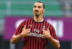 Zlatan Ibrahimovic 1 yıl daha Milanda