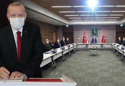 Son dakika Cumhurbaşkanı Erdoğan, Roketsanda