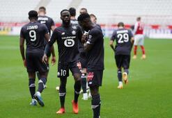 Lille deplasmanda tek golle kazandı Burak Yılmaz asist yaptı