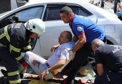 Adanada zincirleme kaza Ölü ve yaralılar var
