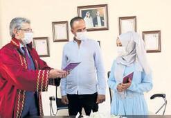 Evet diyen çiftlere İstanbul sözleşmesi