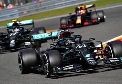 Son dakika... Formula 1de Belçika Grand Prixsini Lewis Hamilton kazandı