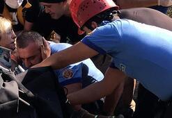 Adanada zincirleme trafik kazası