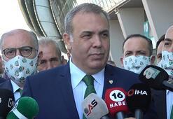Son dakika | Bursasporda Erkan Kamat başkan seçildi