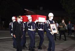 Giresunda selde şehit olan Jandarma Uzman Çavuş Variyenli için tören düzenlendi