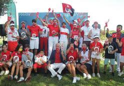 MARINBASE 30 Ağustos Zafer Bayramı Golf Turnuvası yapıldı