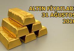 Altın fiyatları anlık ne kadar 31 Ağustos Kapalıçarşı gram altın fiyatı, çeyrek altın fiyatı son durum