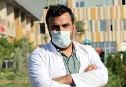 Koronavirüsü yenen Dr. Sarıkaya: Lütfen maskenizi yüzünüzden eksik etmeyin