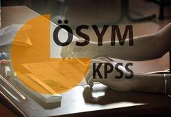 KPSS önlisans başvuru ne zaman bitiyor, ücret ne kadar Başvuru ücreti hangi bankalara yatacak