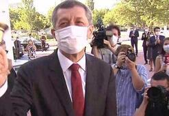 Son dakika Milli Eğitim Bakanı Ziya Selçuk, zili çaldı