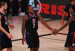 NBA play-offlarında Clippers yarı finalde