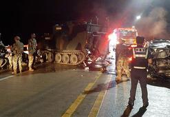 Güney Kore'de sivil araç, ABD'ye ait zırhlı araçla çarpıştı: 4 ölü, 1 yaralı