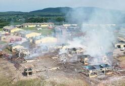 Son dakika... Havai fişek fabrikasındaki patlamayla ilgili rapor tamamlandı