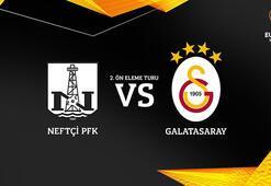 UEFA Avrupa Liginde kuralar çekildi Galatasaraya Azeri rakip...