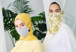 Modanisadan dünya kadınlarına özel tasarım maske koleksiyonu