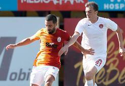 Galatasaray-Ümraniyespor: 2-0