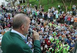 Cumhurbaşkanı Erdoğan güzel haberi verdi: Doğankente doğal gaz geliyor