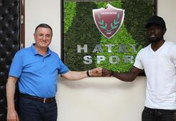 Son dakika | Mame Diouf, Hatayspor ile anlaştı