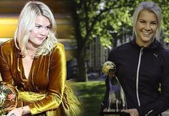 Ada Hegerberg hem kupa hem para kazanıyor