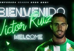 Eski Beşiktaşlı Victor Ruiz, Real Betis ile anlaştı