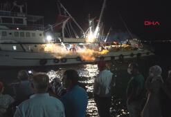 Kocaelide balıkçılar 'Vira bismillah' dedi