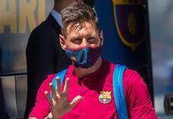 Barcelonadan Lionel Messiye yaptırım