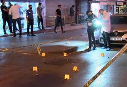 İstanbulda gece yarısı korku dolu anlar Çok sayıda boş kovan bulundu