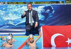 Bakan Kasapoğlu: 'Sözlerimizi yerine getiriyoruz'