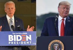Trump ile Biden birbirlerini suçladı