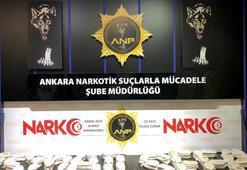Ankarada narkotik timleri uyuşturucu satıcılarının korkulu rüyası oldu