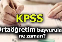 KPSS başvurusu ne zaman ve nasıl yapılır KPSS 2020 önlisans ve ortaöğretim başvuru ücreti ne kadar