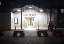 İzmirde akılalmaz olay Evine gelen misafirleri bıçakladı
