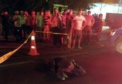 Germencikte trafik kazası: 1 ölü