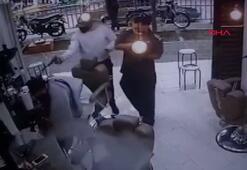 Kolombiyada berber koltuğundaki müşteriye infaz