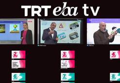 TRT EBA TV İlköğretim, Ortaokul, Lise canlı izle | EBA TV haftalık ders programı ve TRT frekans bilgileri...