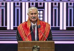 Yargıtay Başkanı Akarca, 2020-2021 Adli Yıl Açılış Töreninde konuştu