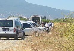 5 çocuk babası, boş arazide ölü bulundu