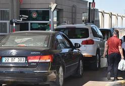 Bulgaristan karantinayı kaldırdı, Kapıkule Sınır Kapısından girişler başladı