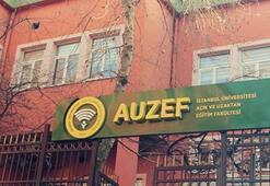 AUZEF ikinci üniversite önlisans ve lisans programları belli oldu Başvurular...